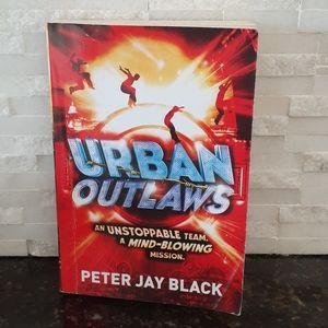 Urban Outlaws Book
